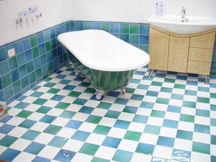 Incalzire in pardoseala pentru baie