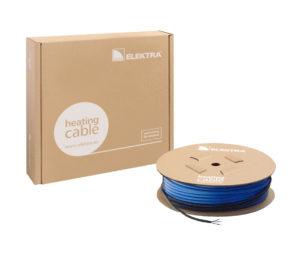 Cablu incalzire pardoseala bifilar VCD