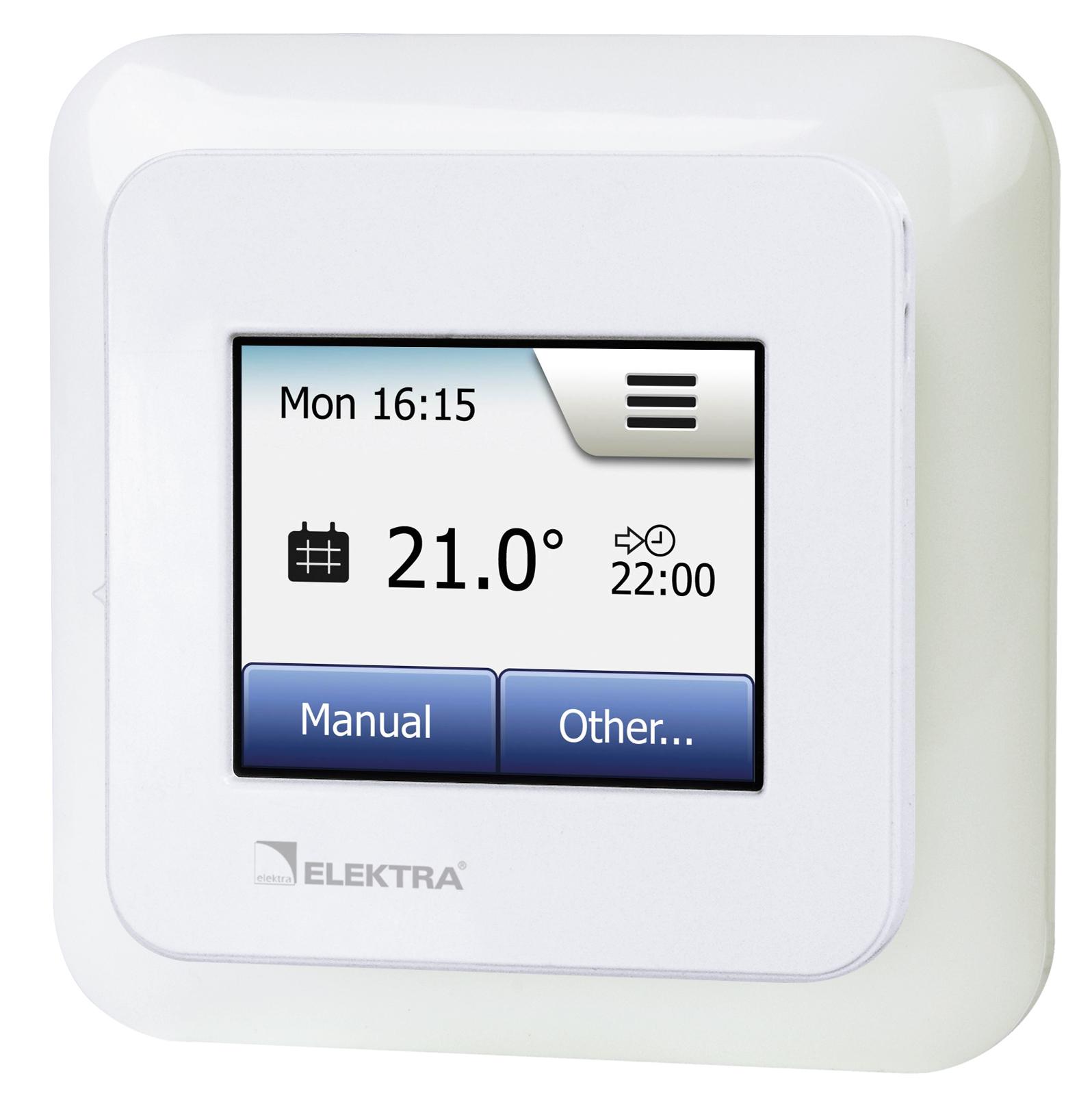 termostat incalzire electrica pardoseala