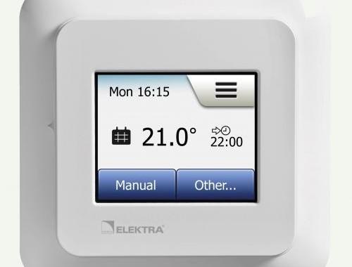 termostat incalzire pardoseala OCD5