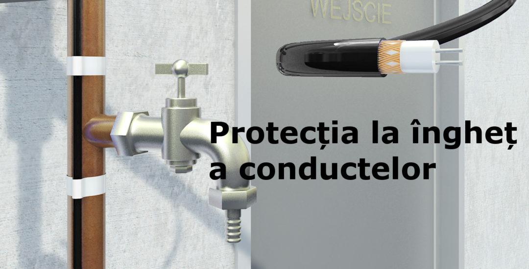 Conducte protejate la inghet Helix
