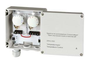 Termostat incalzire electrica DTR-E