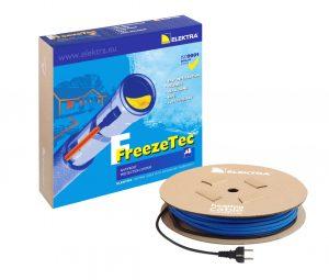 Kit cablu de degivrare conducte FreezeTec12